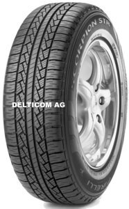 Pirelli Scorpion STR 255/65 R16 109H , ochrana ráfku MFS RBL