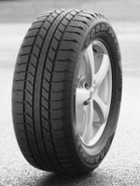 Goodyear Wrangler HP All Weather 235/70 R16 106H , ochrana ráfku MFS