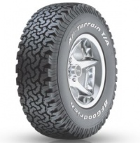 BF Goodrich All-Terrain T/A KO 285/70 R17 121/118R