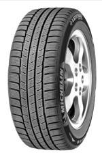 Michelin Latitude Alpin HP 235/65 R17 104H , ochrana ráfku FSL, MO
