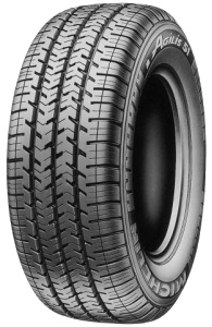 Michelin Agilis 51 215/60 R16C 103/101T 6PR ochrana ráfku (FSL) FIAT Scudo 220, FIAT Scudo 220L, FIAT Scudo 220P, FIAT Scudo 270, FIAT Scudo 270L