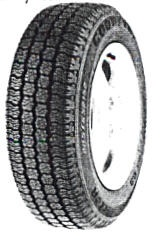 Goodyear Cargo Vector 235/65 R16C 115/113R 8PR FORD Tourneo / Transit , FORD Tourneo Custom , FORD Transit Connect , MERCEDES-BENZ Sprinter