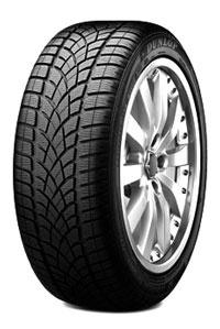 Dunlop SP Winter Sport 3D ROF 235/45 R17 94H , runflat, ochrana ráfku MFS, MOE MERCEDES-BENZ E-Klasse Coupe 207