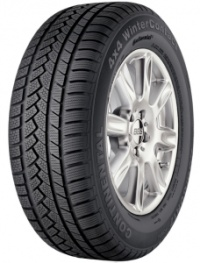 Continental 4X4 WinterContact 265/60 R18 110H , MO, mit Leiste