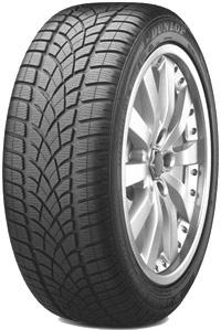 Dunlop SP Winter Sport 3D 245/45 R17 95H ochrana ráfku MFS