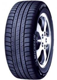 Michelin Latitude Alpin HP ZP 255/55 R18 109H XL , runflat, ochrana ráfku FSL