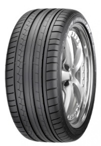 Dunlop SP Sport Maxx GT DSROF 255/40 R18 95Y MOE, ochrana ráfku MFS, runflat MERCEDES-BENZ SL-Klasse 231