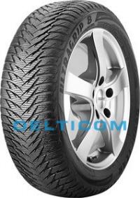 Goodyear UltraGrip 8 ROF 195/55 R16 87H *, ochrana ráfku MFS, runflat BMW 1 Cabrio 182, BMW 1 Cabrio 1C, BMW 1 Coupe 182, BMW 1 Coupe 1C