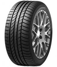 Dunlop SP Sport Maxx TT 225/55 R16 95W *, ochrana ráfku MFS BMW 3
