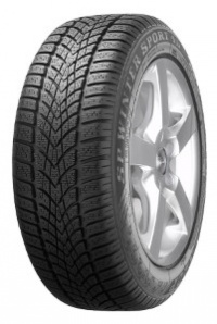 Dunlop SP Winter Sport 4D ROF 215/55 R18 95H , MOE, runflat BLT MERCEDES-BENZ GLA-Klasse 245GG