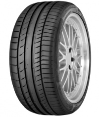 Continental ContiSportContact 5 SSR 255/45 R18 99W runflat, ochrana ráfku, * BMW 3 Gran Turismo 3-VG, BMW 3 Gran Turismo 3K-N1G
