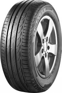 Bridgestone Turanza T001 225/55 R17 97W *, ochrana ráfku MFS BMW 3 Gran Turismo 3-VG