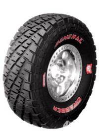 General GRABBER GT 235/65 R17 108V XL , ochrana ráfku, 10% Off Road - 90% On Road