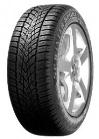 Dunlop SP Winter Sport 4D 205/50 R17 93H XL , ochrana ráfku MFS