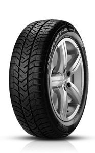 Pirelli W 210 Snowcontrol S3 runflat 195/55 R16 87H *, ECOIMPACT, ochrana ráfku MFS, runflat MINI Mini