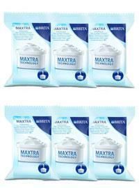 Filtr na vodu Brita Maxtra Pack-6