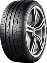 Bridgestone Potenza S001 RFT 245/40 R17 91W *, ochrana ráfku MFS, runflat BMW 1 3T 187, BMW 1 5T 187