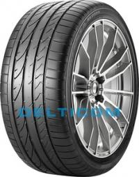 Bridgestone Potenza RE 050 A 235/45 R17 94W MO, ochrana ráfku MFS MERCEDES-BENZ E-Klasse Cabrio 207, MERCEDES-BENZ E-Klasse Coupe 207
