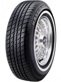 Maxxis MA 1 225/75 R15 102S WW 40mm