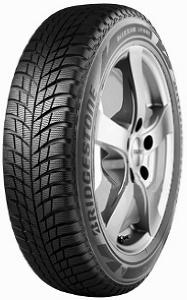 Bridgestone Blizzak LM 001 185/60 R15 88T XL , ochrana ráfku MFS