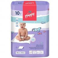 Bella Baby Happy přebalovací podložky (60x60 cm) 10 ks