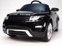 Elektrické autíčko Range Rover Evoque, originální s DO, černé
