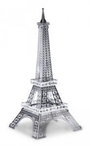 3D metallic puzzle Eiffelova věž