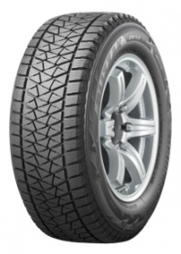 Bridgestone Blizzak DM V2 235/60 R18 107S XL , ochrana ráfku MFS