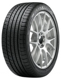 Goodyear Eagle Sport All-Season 245/45 R18 100H XL , ochrana ráfku MFS, J JAGUAR XF CC9, JAGUAR XF JB