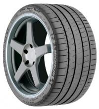 Michelin Pilot Super Sport 285/30 ZR20 99Y XL MO1, ochrana ráfku FSL MERCEDES-BENZ SLS AMG Coupe 197