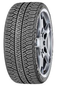 Michelin Pilot Alpin PA4 245/45 R18 100V XL AO, ochrana ráfku FSL AUDI A4 Allroad B84A