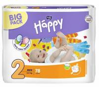 Bella Happy Mini Big Pack (3-6 kg) - 78 ks