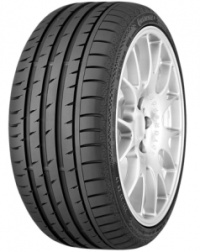 Continental SportContact 3 E SSR 245/45 R18 96Y *, runflat