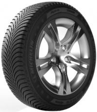 Michelin Alpin 5 205/50 R17 93H XL AO, ochrana ráfku FSL AUDI A3 8V