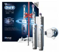 Braun Oral-B Genius PRO 8900 Cross Action (2 kartáčky v sadě)