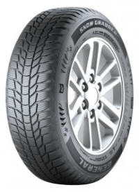 General Snow Grabber Plus 235/55 R18 104H XL , ochrana ráfku