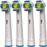 Náhradní hlavice kompatibilní s Oral-B 3D White EB 18 4 ks