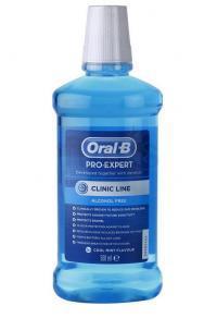 Oral-B Pro-expert clinic line ústní voda 500 ml (exp. 9/2017)