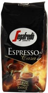 Segafredo Espresso Casa zrnková káva 1 kg