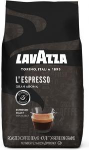 Lavazza L´Espresso Gran Aroma zrnková káva 1 kg (exp. 4/2019)