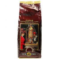 New York Caffé Extra 100% Arabica zrnková káva 1 kg exp. 6/2019