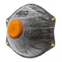Neo Tools 97-301 respirátor FFP2 s aktivním uhlím - 1 ks