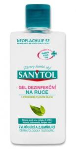 SANYTOL Antibakteriální gel na ruce 75 ml