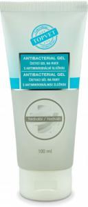 Topvet Antibakteriální gel na ruce Hedvábí 100 ml