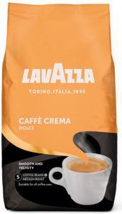 Lavazza Caffé Crema Dolce zrnková káva 1 kg (exp. 5/2019)
