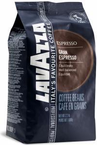 Lavazza Espresso Grand Espresso zrnková káva 1 kg (exp. 8/2019)