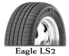 Goodyear Eagle LS2 275/45 R20 110H XL AO, ochrana ráfku MFS AUDI Q7